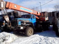 Клинцы КС-55713-3К. Автокран , 11 148 куб. см., 25 000 кг., 28 м.