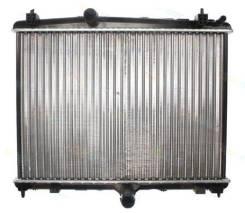 Радиатор охлаждения двигателя. Citroen C5, RW, RD Peugeot 508 Двигатели: DW12C, DW10BTED4, DT20C, EP6C, EP6DT, DW10CTED4, EP6CDT
