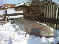 Казанка. Год: 1971 год, длина 4,00м., двигатель подвесной, бензин