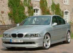 Накладка на бампер. BMW 5-Series, E39