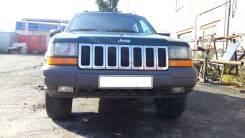 Решетка радиатора. Jeep Grand Cherokee