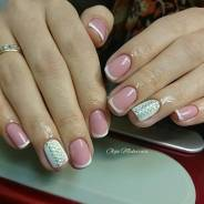 Гельлак, наращивание ногтей Луговая