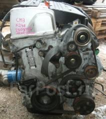 Двигатель в сборе. Honda Accord, CM5, CM6, CM3, CM1, CM2 Двигатель K24A. Под заказ