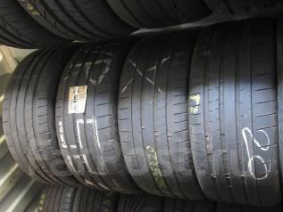 Michelin Pilot Super Sport. Летние, 2011 год, износ: 30%, 4 шт
