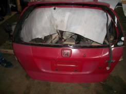 Дверь багажника. Honda Jazz, GD1 Honda Fit, GD1