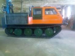Ходовая часть гусеничная. ГАЗ 71 ХТЗ МТ-ЛБ. Под заказ