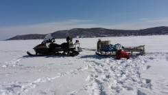 BRP Ski-Doo Skandic WT 500F. исправен, есть птс, без пробега