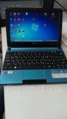 "Acer Aspire One D257. 10.1"", 1,7 ГГц, ОЗУ 2048 Мб, диск 250 Гб, WiFi, Bluetooth, аккумулятор на 2 ч."