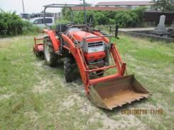 Kubota. Мини трактор GL23, 1 463 куб. см.