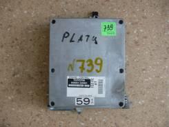Блок управления двс. Toyota Vitz, SCP10 Toyota Platz, SCP11 Двигатель 1SZFE