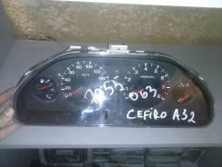 Панель приборов. Nissan Cefiro