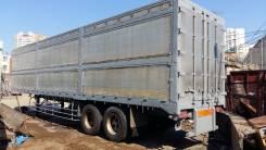 Trailer, 2000. Полуприцеп бортовой trailer Япония. б/п, 30 000 кг.