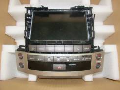 Панель навигации Lexus LX 570 с 2013 года