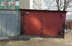 Гаражи металлические. улица Ивановская 2, р-н Луговая, 20 кв.м., электричество, подвал. Вид снаружи