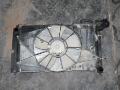 Радиатор охлаждения двигателя. Toyota Corolla Fielder, NZE124, NZE141G, NZE161G, NZE141, NZE124G, NZE161, NZE144, NZE144G, NZE121G, NZE164, NZE164G, N...