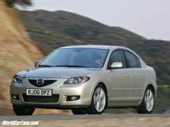 Бу Запчасти Мазда 3. Mazda Mazda3
