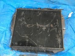 Радиатор охлаждения двигателя. Mitsubishi Pajero, V14V, V26W, V25W, V24V, V24W, V34V, V23W, V24WG, V26WG, V21W, V46WG, V47WG, V25C, V44WG, V24C, V23C...