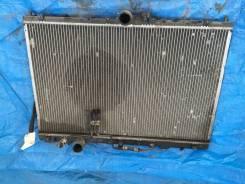 Радиатор охлаждения двигателя. Mitsubishi Debonair, S27A Двигатель 6G72