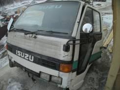 Кабина. Isuzu Elf, NPR58 Двигатель 4BE1