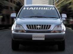 Наклейка. Toyota Harrier