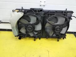 Радиатор охлаждения двигателя. Subaru Legacy B4, BE5 Двигатель EJ20