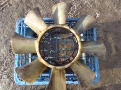 Вентилятор охлаждения радиатора. Isuzu Elf