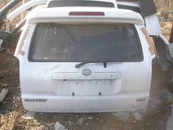 Дверь багажника. Toyota Hilux Surf, RZN210, KDN215, TRN215, TRN210, GRN215, RZN215, VZN215, VZN210 Двигатели: 2TRFE, 5VZFE, 3RZFE, 1KDFTV, 1GRFE
