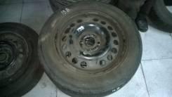 Bridgestone Playz. Летние, 2008 год, износ: 20%, 1 шт
