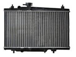 Радиатор охлаждения двигателя. Geely Otaka