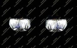 Диодные LED туманки Lexus ES250, ES300h, ES350 (Лексус) с 12г. -