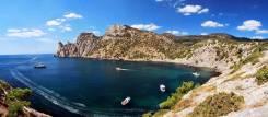 Отдых на море в Крыму и Краснодарском крае