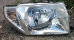 Фара. Mitsubishi Pajero iO, H67W, H77W, H76W, H66W, H61W, H72W, H62W, H71W