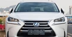 Молдинг решетки радиатора. Lexus NX200t, AGZ10, AGZ15 Lexus NX200, ZGZ10, ZGZ15 Lexus NX300h, AYZ15, AYZ10 Lexus NX200t/300H