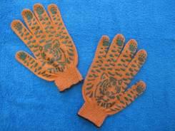 Перчатки ХБ.