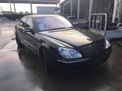 Mercedes-Benz. W220, 113
