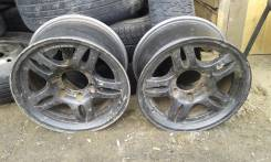 Jaos Victron Excel JXII. 7.0x30, 6x139.70, ET30, ЦО 106,0мм.