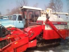 Yanmar 750. Зерноуборочный комбайн , 75 л.с.