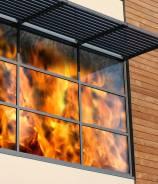 Двери противопожарные.