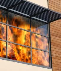 Двери , Окна , Витражи - Противопожарные