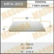Фильтр воздушный. Toyota: Highlander, Estima, Solara, Alphard, Camry, Harrier, Kluger V, Sienna, Windom Lexus: RX330, ES300, RX300, RX350, ES330 Двига...