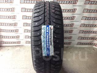 Bridgestone Ice Cruiser 7000. Зимние, шипованные, 2014 год, без износа, 4 шт