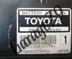 Аккумулятор. Toyota Estima, AHR10, AHR10W. Под заказ