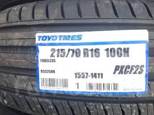 Toyo Proxes. Летние, 2016 год, без износа, 4 шт