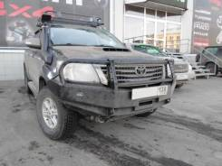 Силовые бампера. Toyota Hilux Pick Up. Под заказ