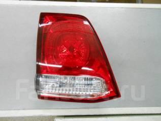 Планка под фонарь. Toyota Land Cruiser, UZJ200W, J200, URJ202W, URJ200, URJ202, UZJ200