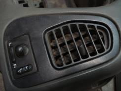 Решетка вентиляционная. Nissan Terrano, TR50, LR50, LUR50, PR50, RR50 Nissan Terrano Regulus, JLUR50, JTR50, JRR50, JLR50 Двигатели: ZD30DDTIWB, QD32T...