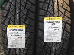 Dunlop Grandtrek AT2. Грязь AT, 2016 год, без износа, 4 шт