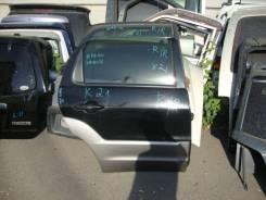 Дверь Mazda Tribute Ford Escape 00-06г правая задняя б/у без пробега п