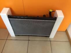 Радиатор охлаждения двигателя. Lifan X60
