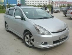 Порог пластиковый. Toyota Wish, ANE10G, ANE10